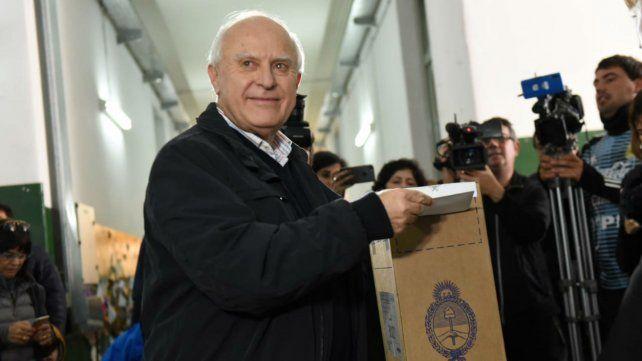 Lifschitz afirmó que las Paso darán una fotografía de las expectativas de los argentinos